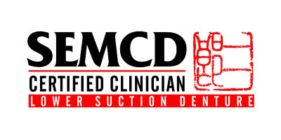 SEMCD Certified Clinisian - Lower Suction Denture